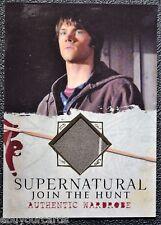 Supernatural Seasons 1-3 M08 Sam Winchester Wardrobe Relic Prop Trading Card