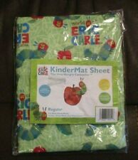 "KinderMat Sheet Hungry Caterpillar Perfect Daycare School 47"" X 22"" Pillowcase"