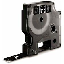 Dymo Ruban pour imprimante etiquettes 45021, S0720610, 12mm, 7m, blanc printing/