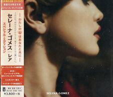 Selena Gomez-Rare (Édition Spéciale) -japan Seulement CD+DVD Ltd / Édition I98