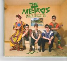 (FR746) The Metros, Talk About It - 2008 sealed CD