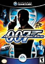 JAMES BOND 007: AGENT UNDER FIRE *RARE* GAMECUBE/WII GAME *NEW* AUS EXPRESS