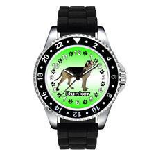 Dunker Dog Paw Unisex Mens Womens Jelly Silicone Band Quartz Wrist Watch Se762
