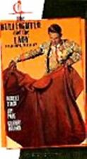 VHS John Wayne's The Bullfighter and the Lady: Robert Stack Joy Page Katy Jurado