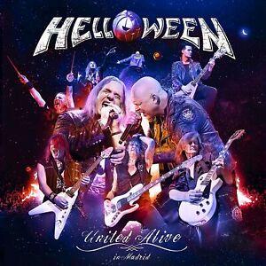 Helloween - United Alive (NEW 2xBLU-RAY)