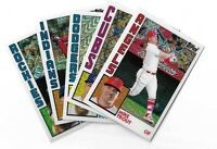 2019 Topps series 1 Silver Pack u pick From list #1-50 Trout Ohtani