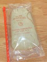 Genuine Vintage Lionel Corporation No. 919 Collectible Artificial Grass