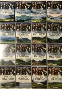 Take The High Road Volumes 1-16