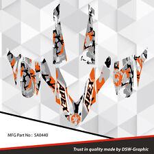 *NEW* SLED GRAPHIC KIT GRAPHICS WRAP FOR YAMAHA APEX 2006-2011 SA0440