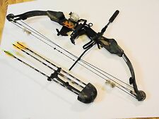PSE Fire-Flight Express Compound Bow LH 50-60# Loaded Hunting Bowfishing
