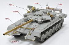 1/72  ZEDVAL_N72006 Set of parts for the T-72B, T-72C, T-64B, T-80B, T-80BV