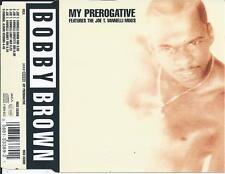 BOBBY BROWN - My prerogative (JOE T. VANNELLI REMIXES) CDM 5TR Italo House 1995