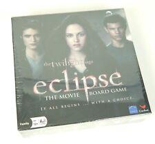 Eclipse Board Game The Twilight Saga Eclipse Brand New Sealed