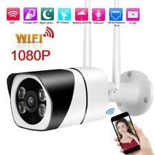 Telecamera IP Camera Esterno 2 Mpx 1080P Wifi IR Motorizzata IP66 Impermeabile