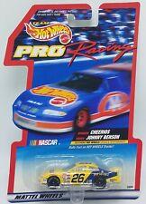 NIB Johnny Bensen Hot Wheels Pro Racing 1:64 #26 Cheerios Ford Taurus