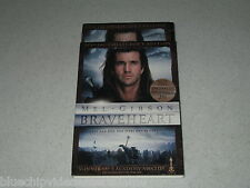 Braveheart Dvd, 2007, 2-Disc Special Collector's Edition w/Slipcase Sealed