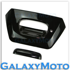02-06 Chevy AVALANCHE 1500+2500 Gloss Black Tailgate with Keyhole Handle Cover
