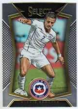 2015-16 Panini Select Soccer #2 Alexis Sanchez Chile
