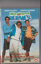 WEEKEND AT BERNIES DVD 80S COMEDY