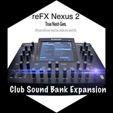 reFX Nexus Club Sound Bank Expansion