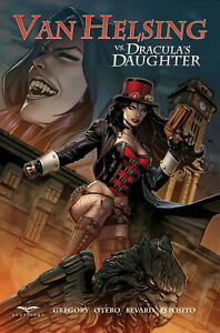 Van Helsing vs Dracula's Daughter TPB Softcover Graphic Novel