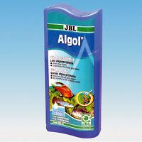 JBL Algol 250ml anti algae algaecide remove treat brown green hair aquarium fish