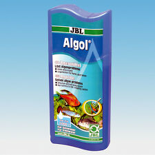 JBL Algol 250ml anti algae algaecide remove treat brown green hair aquarium fish
