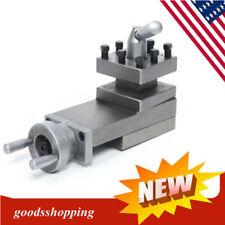180mm Swing Bench Lathe Tool Holder Wm180v Metric Tool Slide Compound