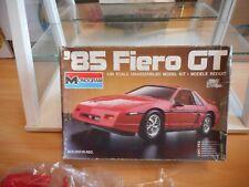 Modelkit Monogram '85 Fiero GT on 1:24 in Box