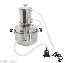 10 L Alcohol Stainless Distiller Home Brewing Equipment Distilled  10L