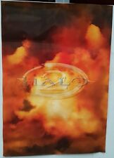 Halo 2 Rare Official Logo Promo Poster 100 x 70cm Xbox Original Launch Poster