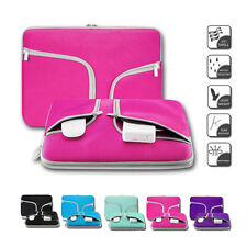 "Netbook Laptop Sleeve Case Carry Bag for Mac Dell Sony HP 11 12 13 14 15"" Inch"