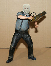 Resident evil 4 Chainsaw Ganado Action Figure  Neca