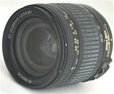 Nikon ED AF Nikkor 28-200mm f/3.5-5.6G Lens Excellent- No. 2062618