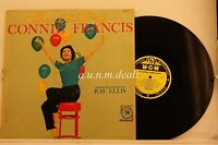 """The Exciting  - Connie Francis, LP 12"""" (G)"""