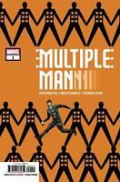 Multiple Man #1 Rosenberg Marvel Comic 1st Print 2018 NM