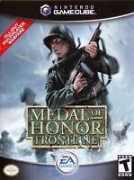 Medal of Honor Frontline - 2012 Shooter - (Teen) - Nintendo Gamecube