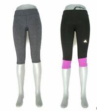 2 Pairs Skinny Running Yoga Tights Adidas & Zella Sz M Crop Pants
