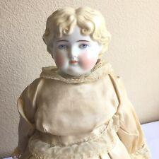 1880's Alt Beck Gottschalck Blonde China Doll All Original Marked 1046 10 24""