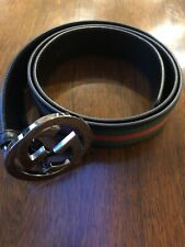 Vintage Gucci Belt 110 44