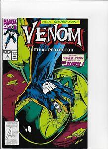 Venom Lethal Protector # 3 Mark Bagley N mint
