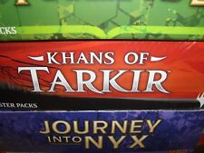 Khans of Tarkir Booster Box Unopened MTG Sealed New Magic Cards