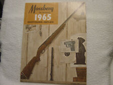 MOSSBERG 1965 catalog