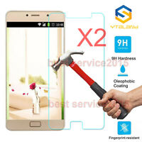 2Pcs 9H+ Premium Tempered Glass Film Screen Protector For Lenovo P2
