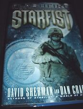 Starfist Flashfire Book 11 by David Sherman and Dan Cragg 2006 Hardcover 1st