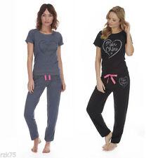 Pijamas y batas de mujer de color principal azul