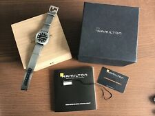 Hamilton Khaki Pilot Pioneer Mechanical Watch (Used: Mint)