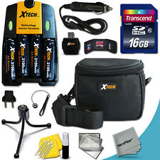 Ideal Accessory Kit for Nikon Coolpix L30 L28 L26 L24 L120 L110 L105 L100