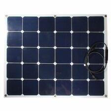Solar Halb flexibel Verkleidung 18V Boot 100w Wohnwagen Batterie RV Wohnmobil