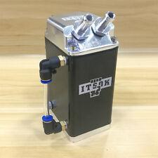 ITSOK Engine Oil Reservoir Catch Can Tank Kit Siliver For Ford  Ranger